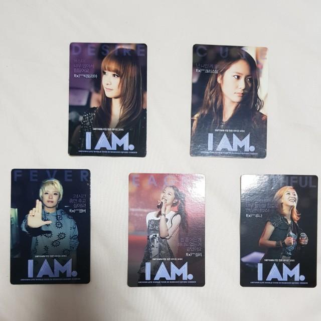 F(x) I AM. Photocards