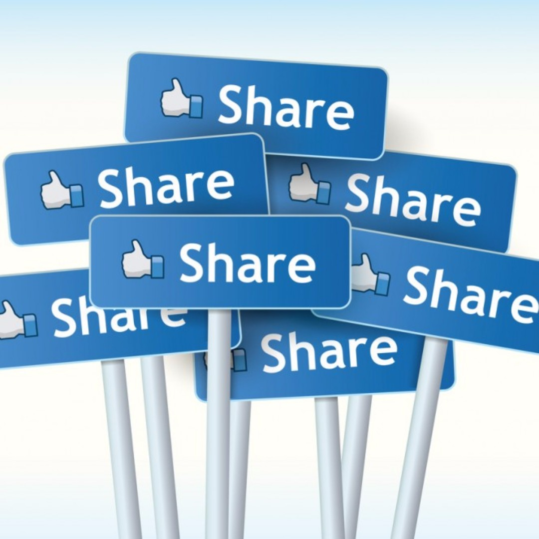 Get Paid to Share Facebook Page + Post