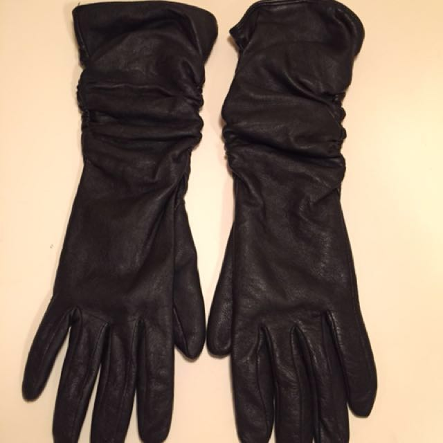 Guder genuine leather gloves