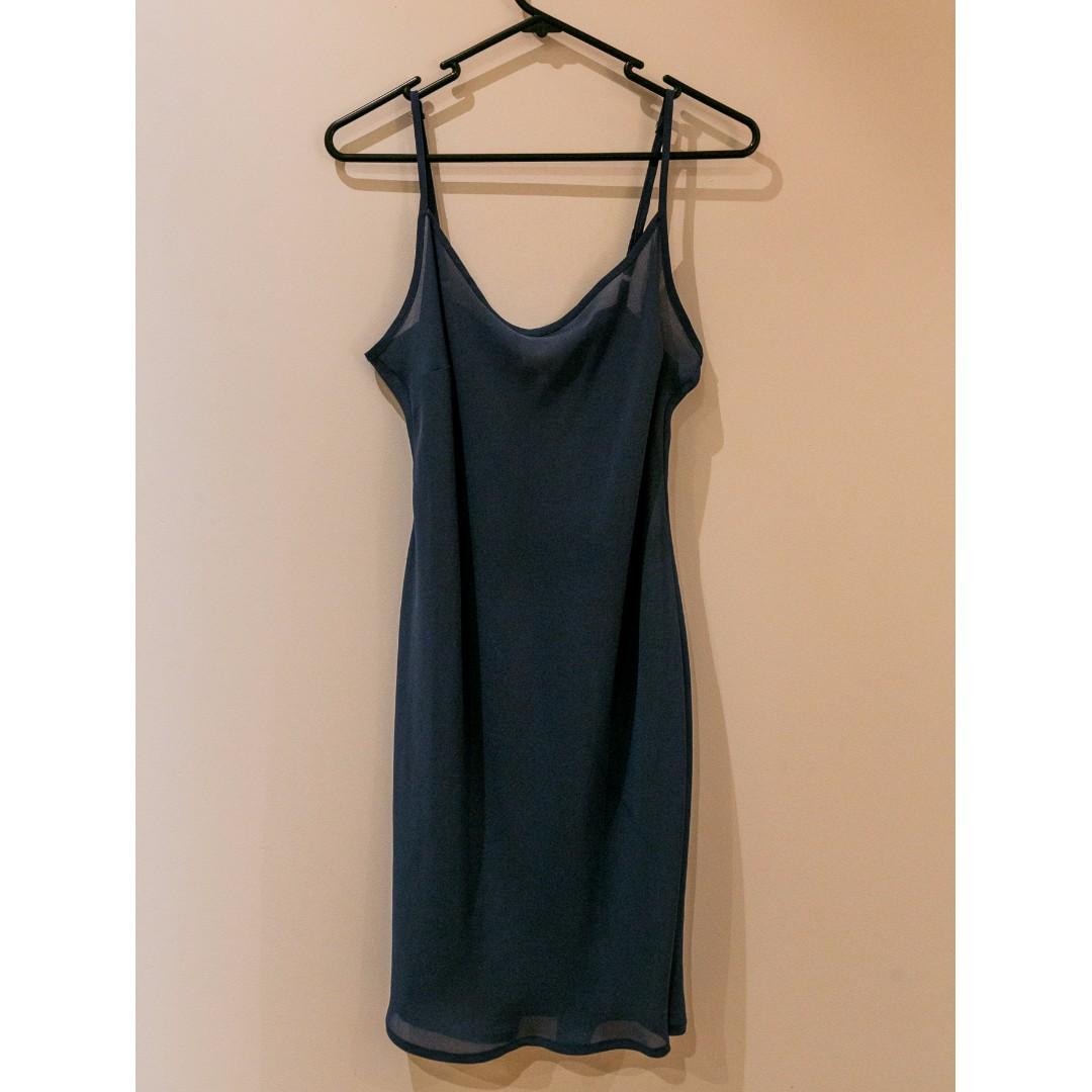 hi there - karen walker slip dress