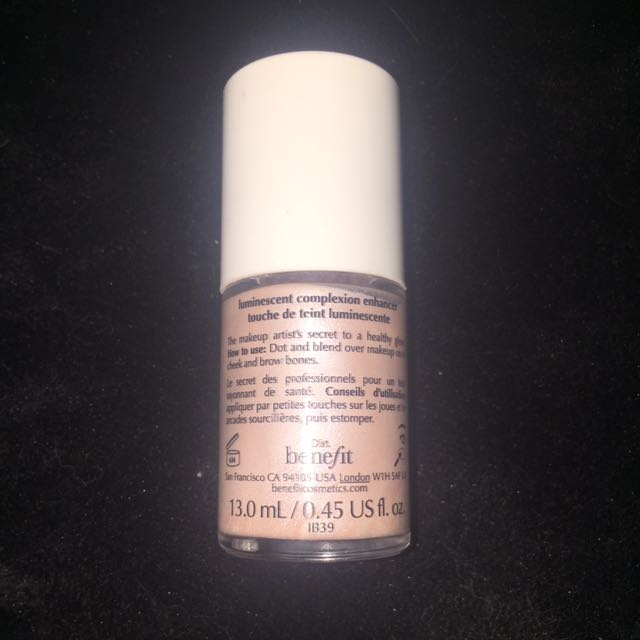 High Beam Liquid Highlighter