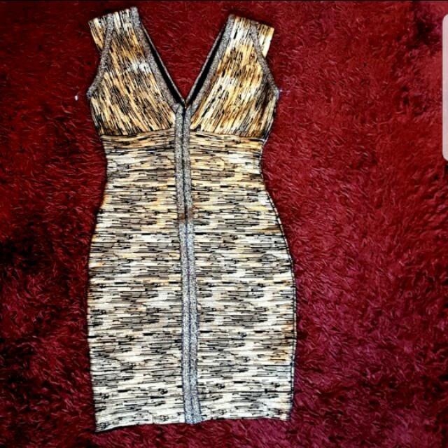 Hq imported Bandage dress