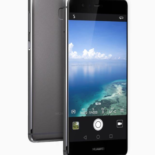 Huawei P9 Handphone Titanium Grey Brand New Mobile Phones Tablets