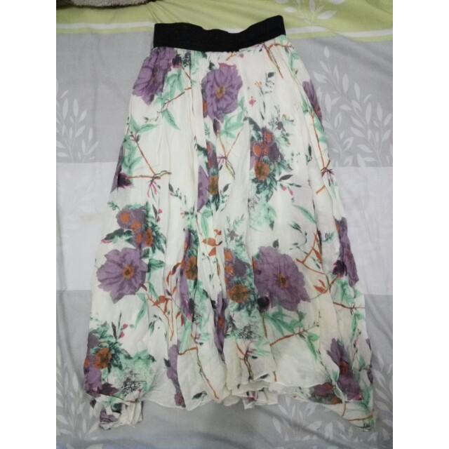 Indiana flower skirt