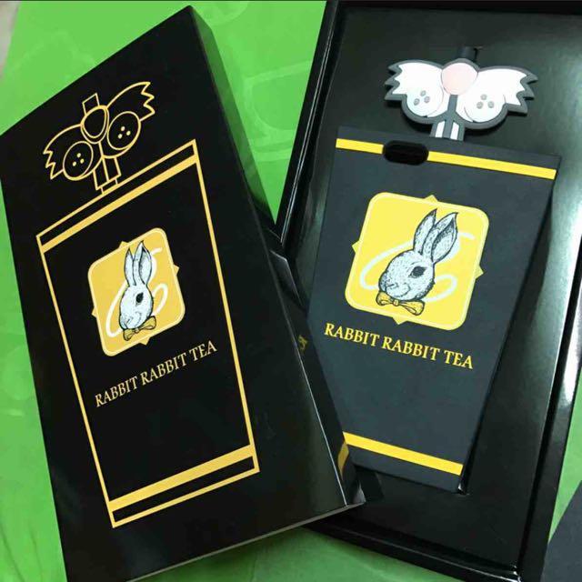 iPhone6 4.7造型兔子手機殼