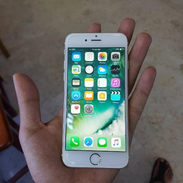 Iphone 6 16gb gold resmi bekas ibox f472b46802