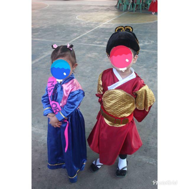 photo photo photo photo  sc 1 st  Carousell Ph & Korean National costume for United Nation Babies u0026 Kids Others on ...