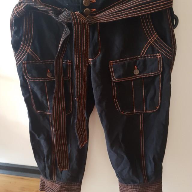 Ladies Roy 3/4 pants