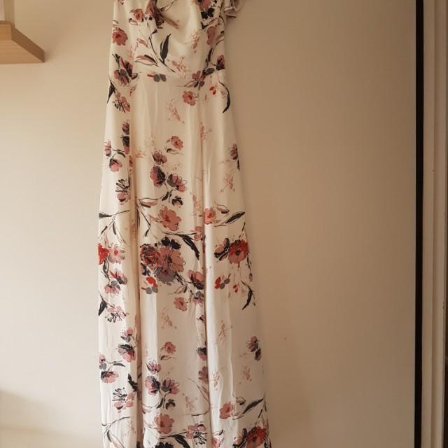 Ladies size 12 summer dress