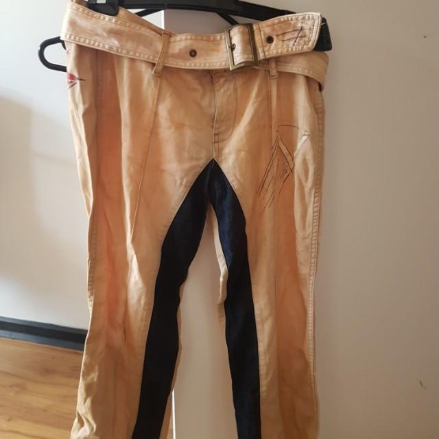 Ladies size 29 Diesel pants