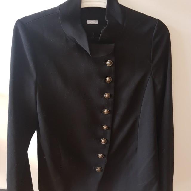 Ladies size 8 Uscari Military style jacket