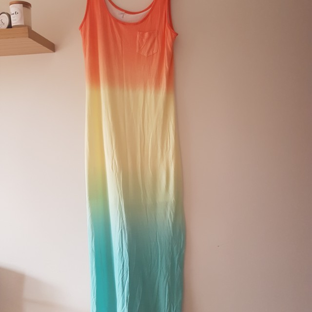 Ladies T-shirt dress
