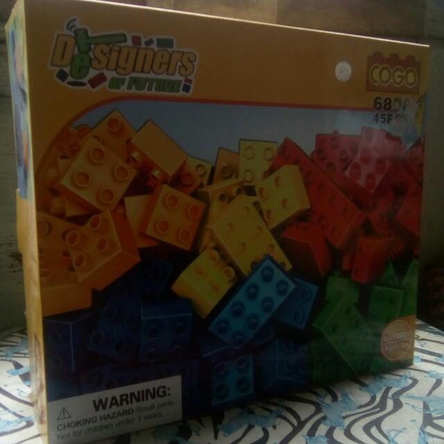 Lego 45pcs puzzle game