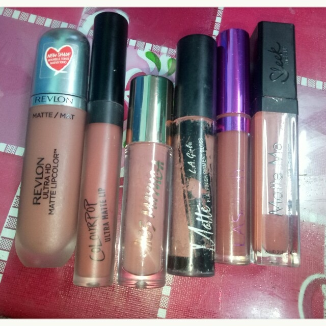 Lipstick Bundle 💋 - All authentic