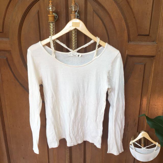 Long tshirt preloved baju second bekas shirt