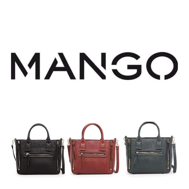 MANGO 2-way BAG