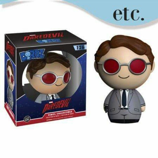 Matt Murdock Funko Dorbz Action Figure