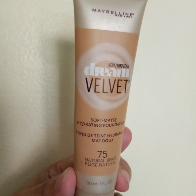 Maybelline Dream velvet