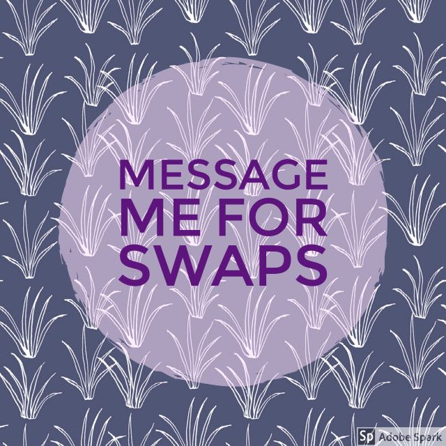 MESSAGE FOR SWAPS!!