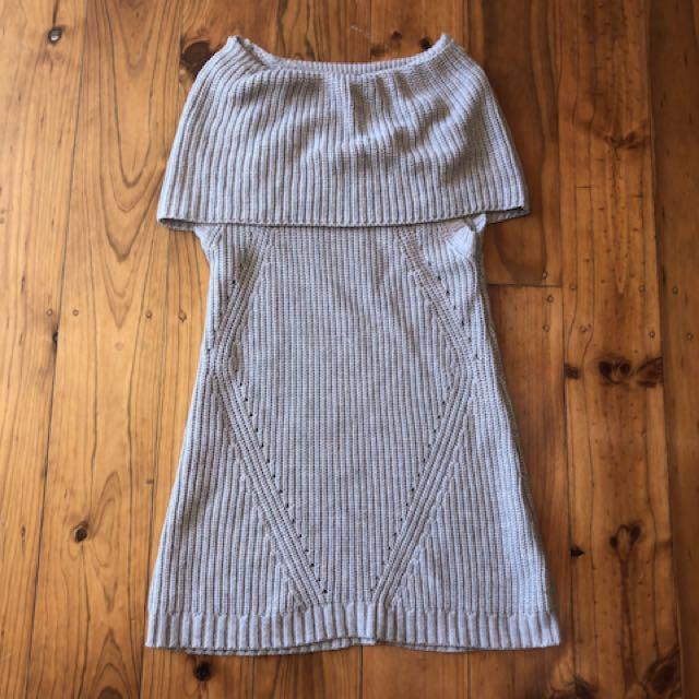 MINKPINK woollen top/dress