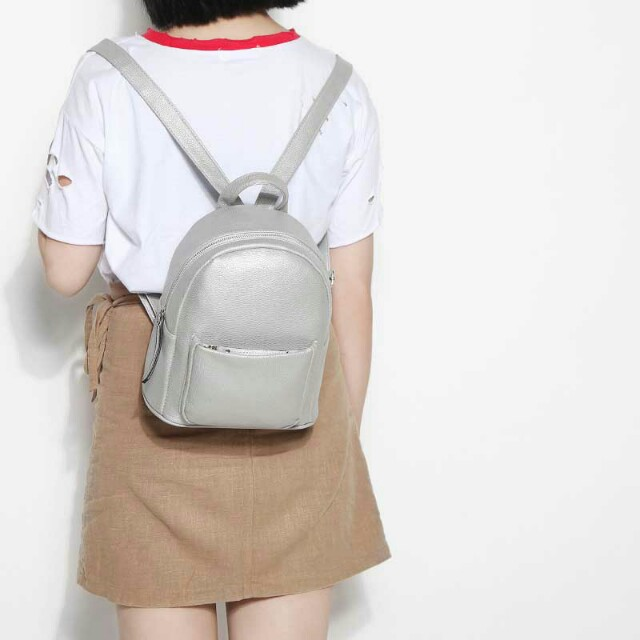 New look back pack