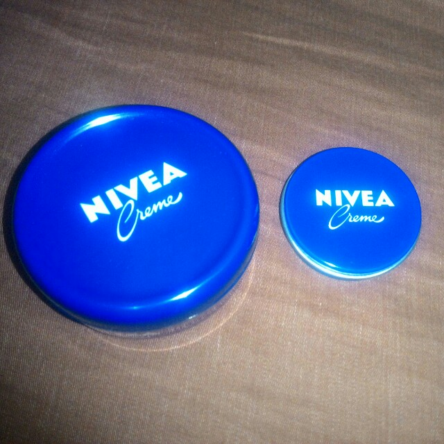 NIVEA CREME 50ml & 10ml (ORIGINAL)