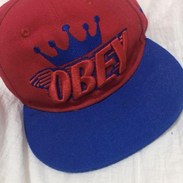 obey 帽子