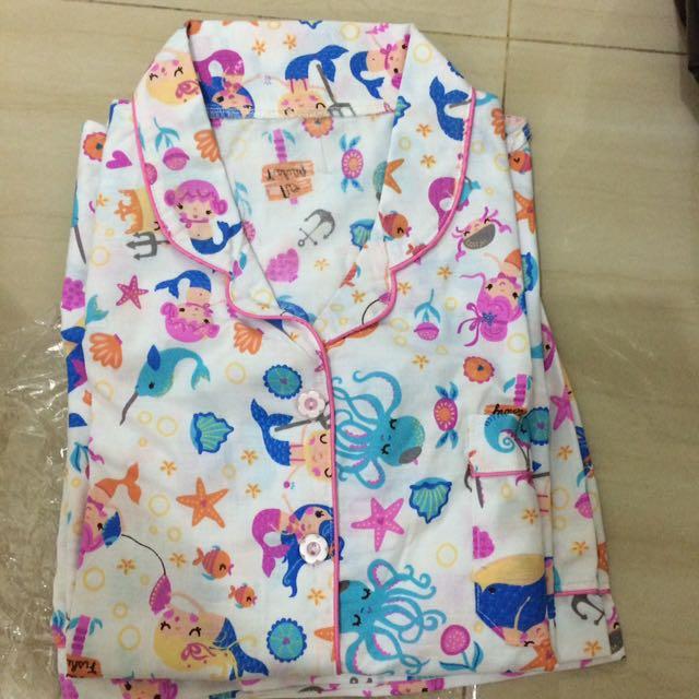 Pajamas short sleeve + short pants