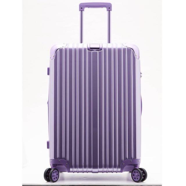 免運費💋星空色系PC鏡面行李箱(可加大)#幫你省運費