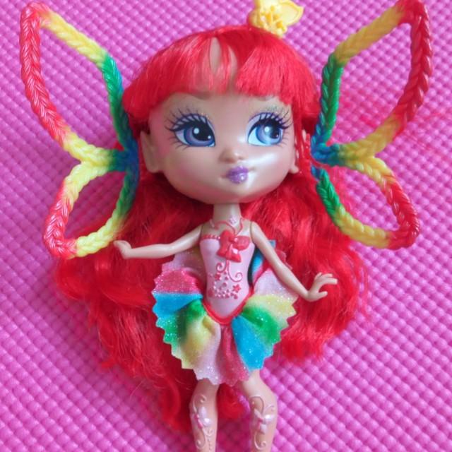 Pixie fairy doll