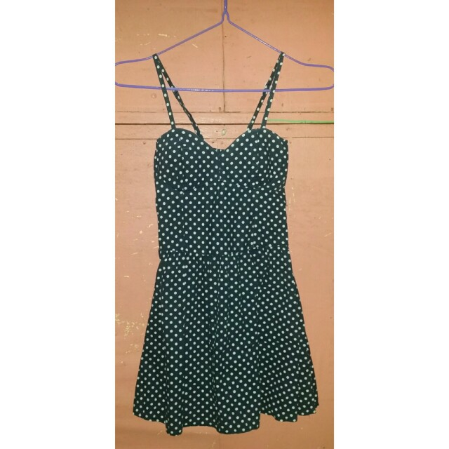 Polka dots dress