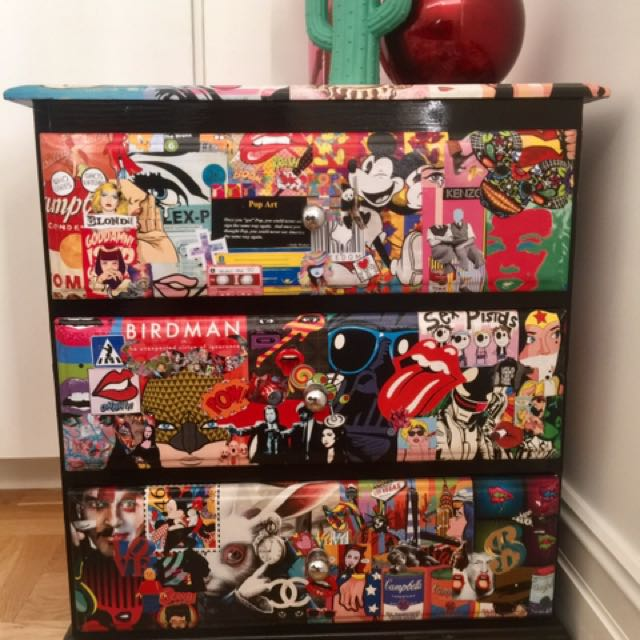 Pop art draws