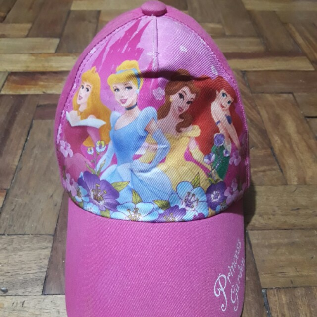 Preloved Disney Princess Cap