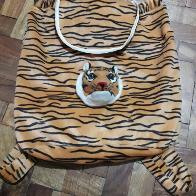 Preloved Tiger Backpack