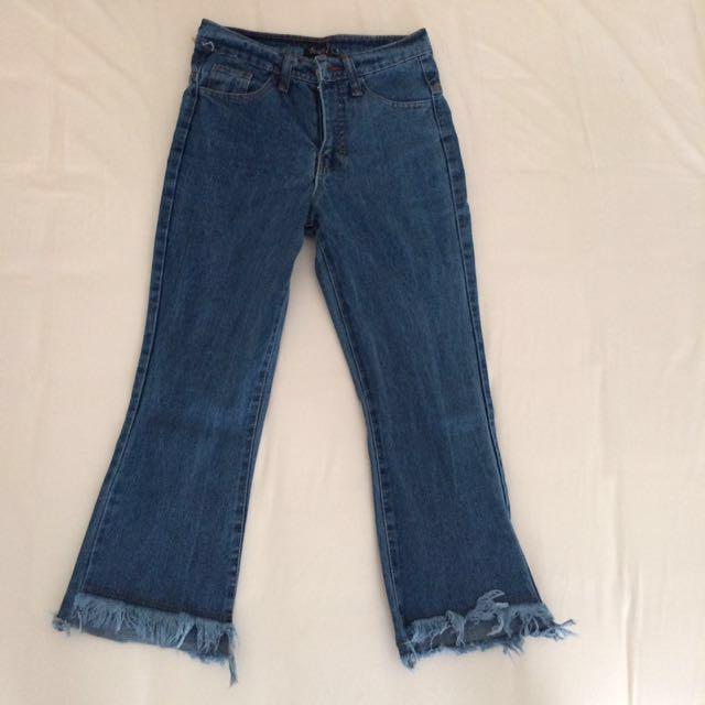 Punny Rebel Jeans