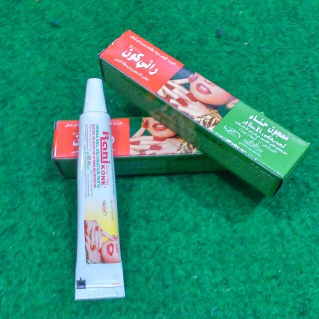 Rani Henna Kuku Health Beauty Perfumes Nail Care Others On