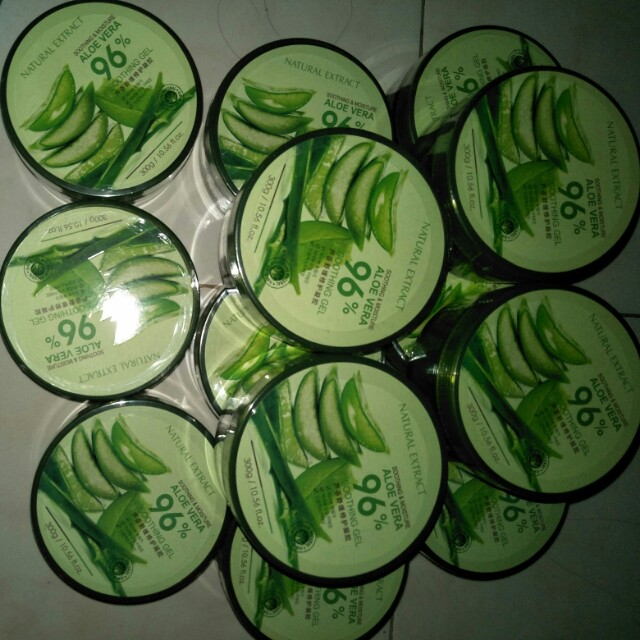 READY! ALOEVERA NATURAL EXTRACT