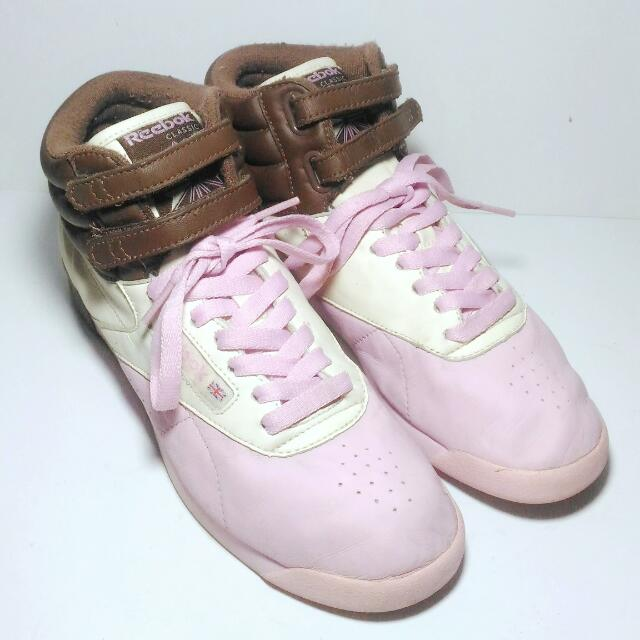 Reebok Classic High Top Sneakers Original