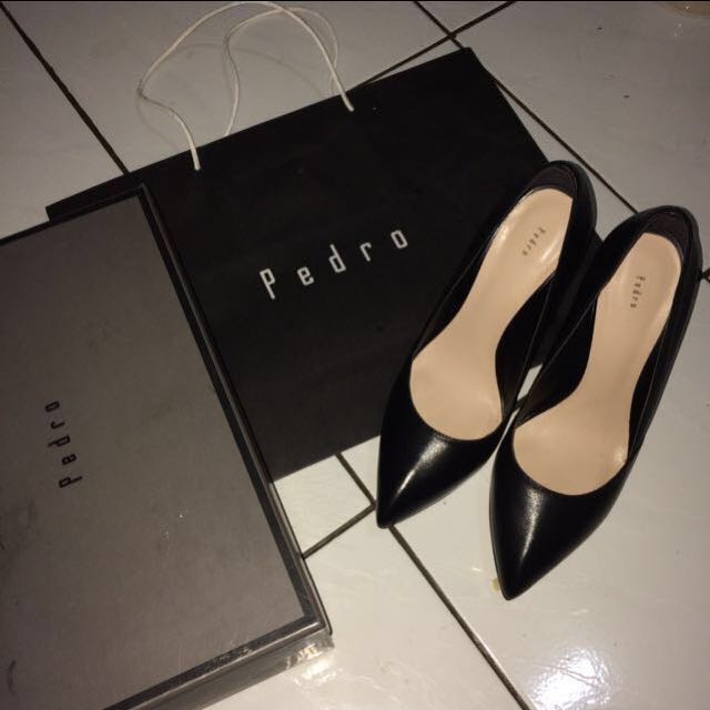 REPRICE! Authentic Pedro Women Heels