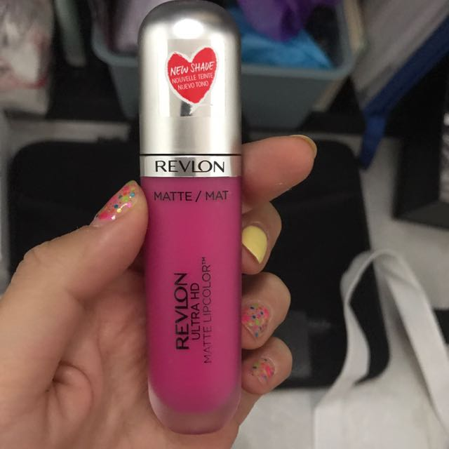 Revlon ultr hd matte color