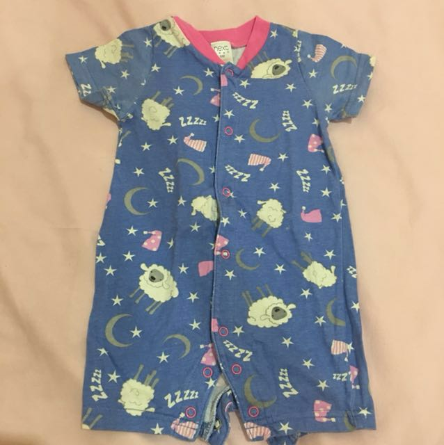 Romper up to 12mo