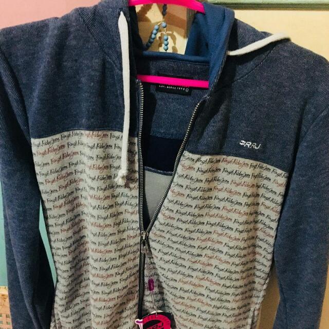 RRJ jacket hoodie