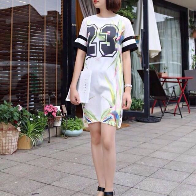 SALE! Korean jersey dress