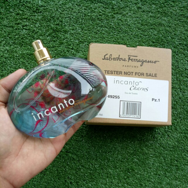 Salvatore Ferragamo Incanto Charms EDT 100ml (Tester)