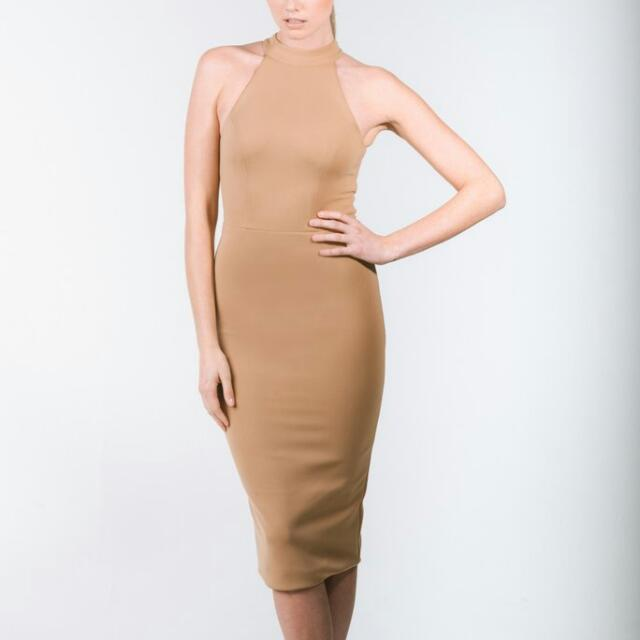 Santina Nicole Midi Dress Size 6