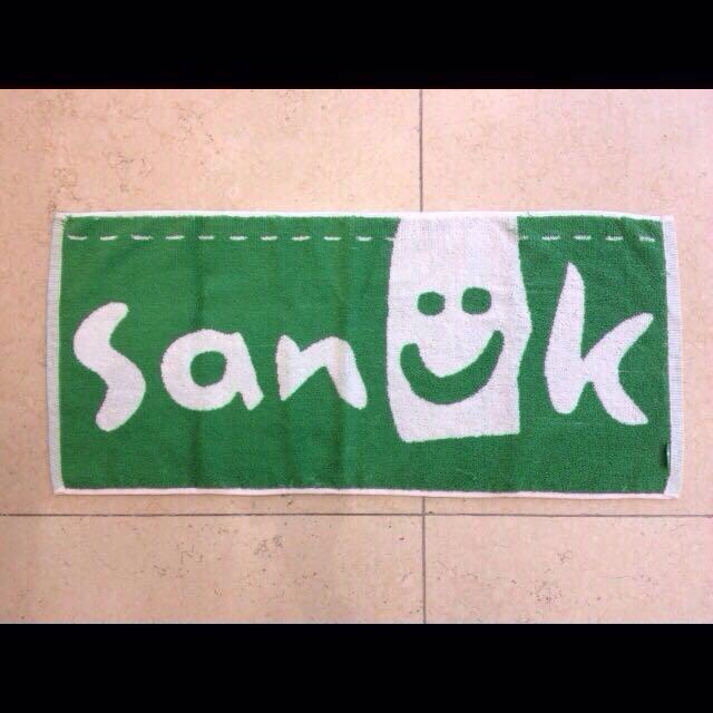 Sanuk 海灘毛巾