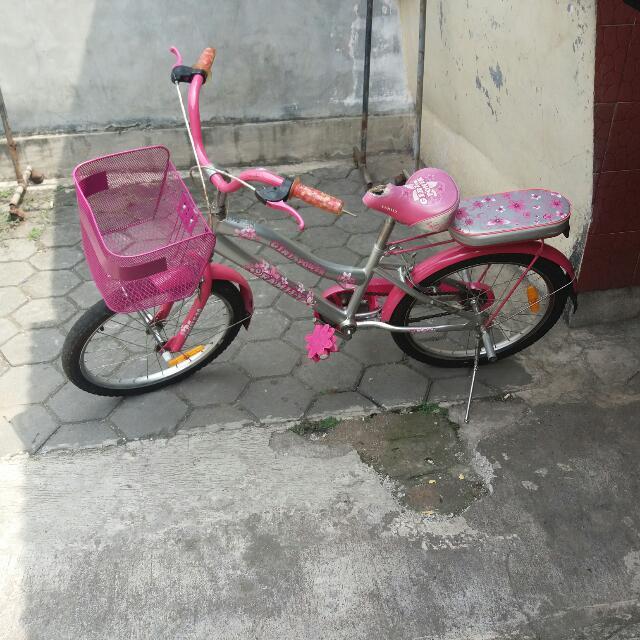 Sepeda Mini Family
