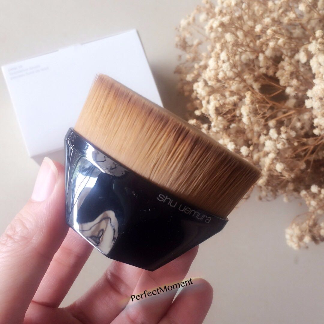 Shu Uemura petal 55 foundation brush