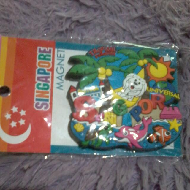 Singapore Magnet Universal. New