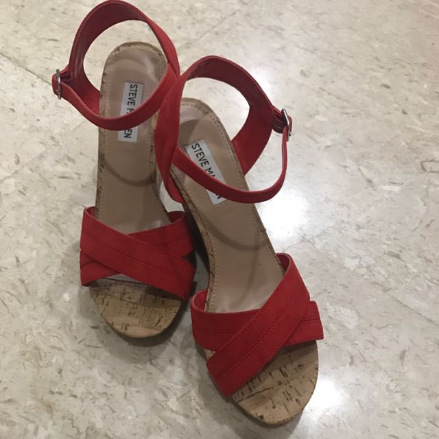 Steve Madden Wedges - preloved Steve Madden Wedges - preloved ...
